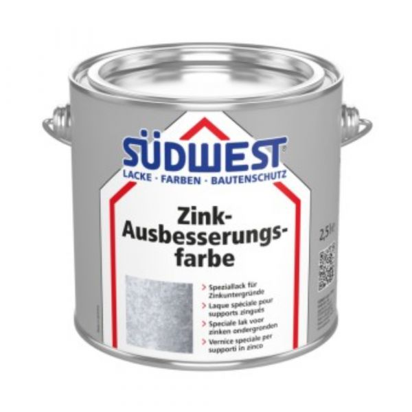 Südwest Zink-Ausbesserungsfarbe – Grau