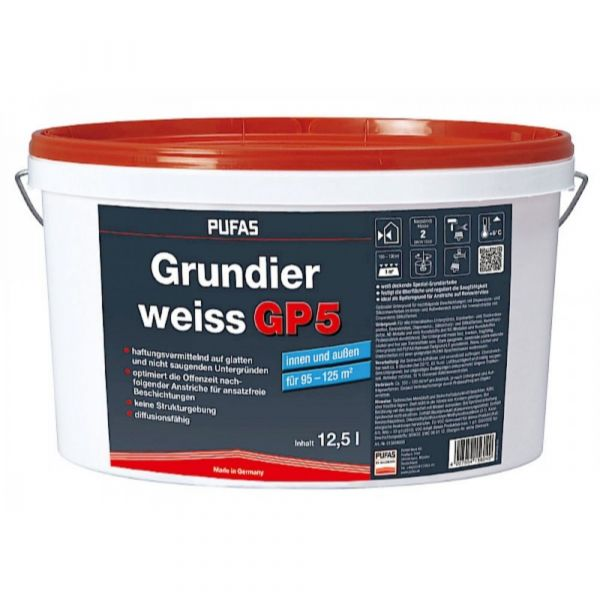 Pufas Grundierweiss GP5