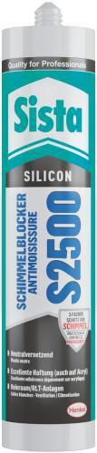 Sista S2500 Schimmelblocker Alkoxy-Silicon – 300ml