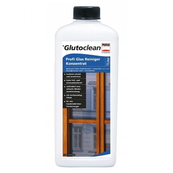 Glutoclean Profi Glas Reiniger Konzentrat – 1 Liter