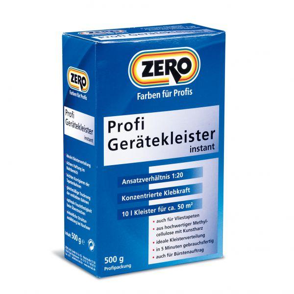 Zero Profi Gerätekleister Instant – 500g