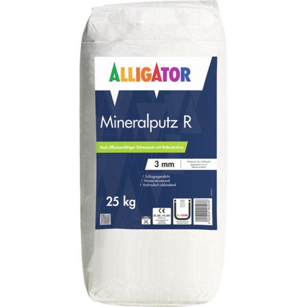 Alligator Mineralputz R – 25kg