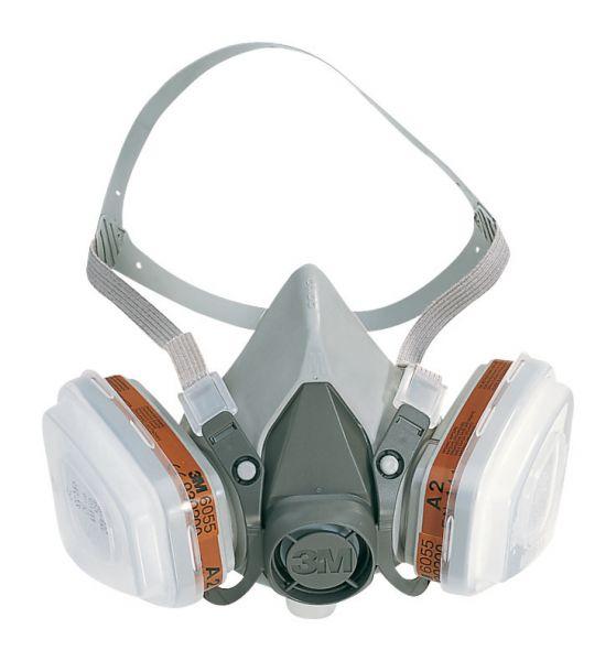 Storch A2 P2 Farbspritzmaske mit Filter