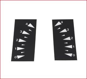 Tapofix Ersatzteil Nr. 20 – Skala (links und rechts)