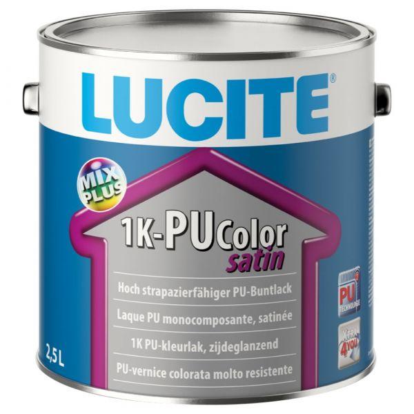 LUCITE® 1K-PU Color Satin