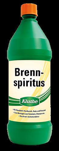 Kluthe Brennspiritus – 1 Liter