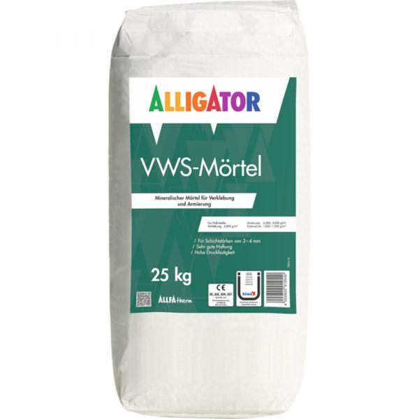 Alligator VWS-Mörtel – 25kg