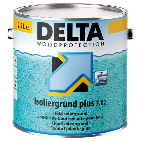 DELTA® Isoliergrund plus 7.02 – 2,5 Liter