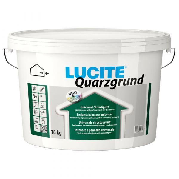 LUCITE® Quarzgrund – 18kg