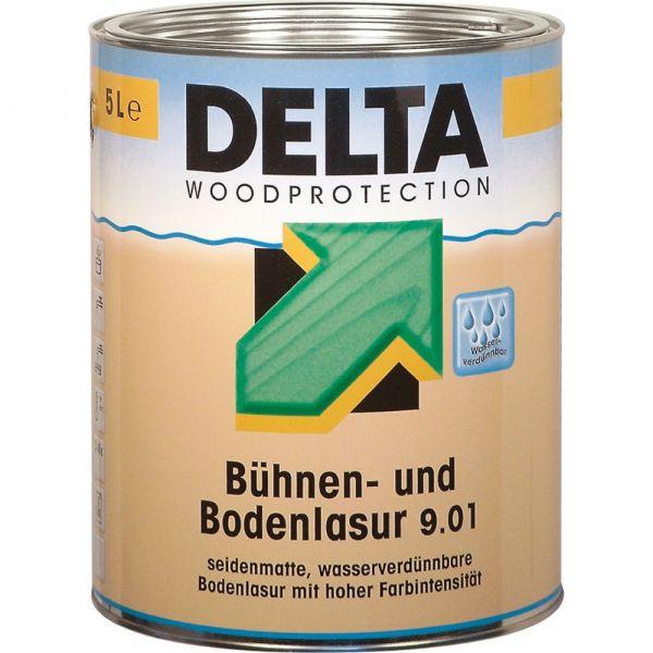 DELTA® Bühnen- und Bodenlasur 9.01 – 5 Liter