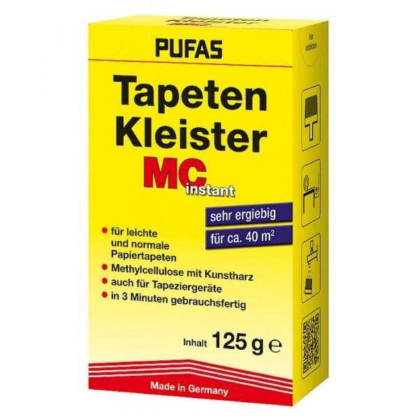Pufas Tapeten-Kleister MC instant – 125g