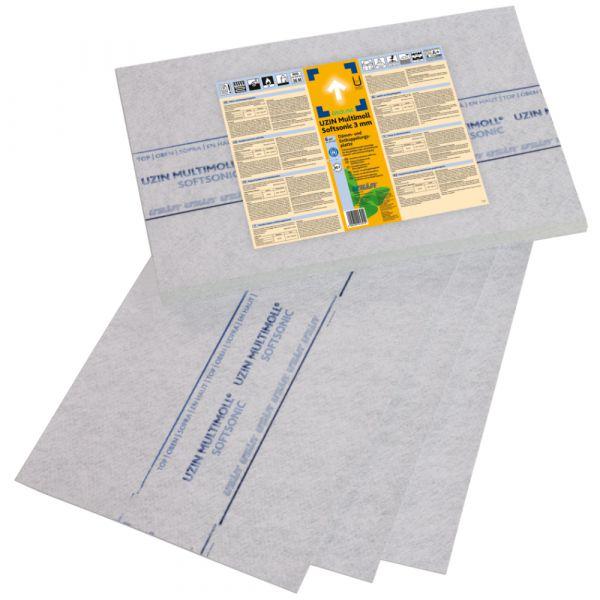 UZIN Multimoll Softsonic 3 mm – 6m²