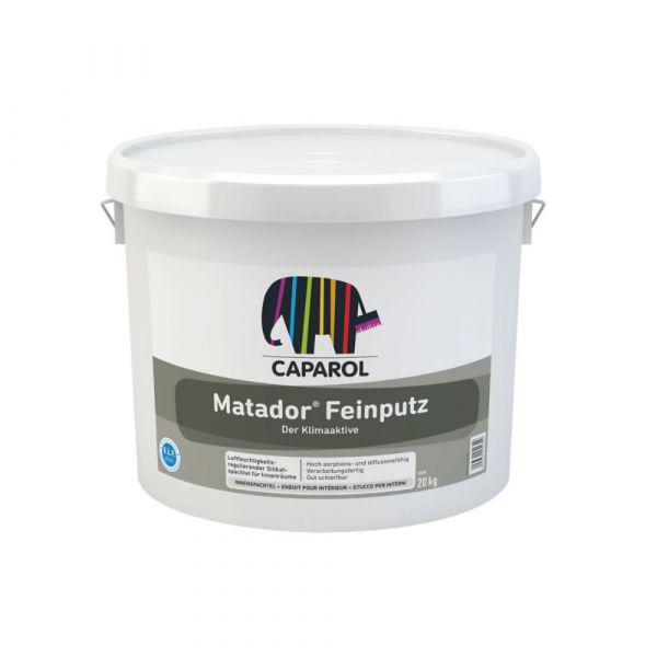 Caparol Matador® Feinputz – 20kg