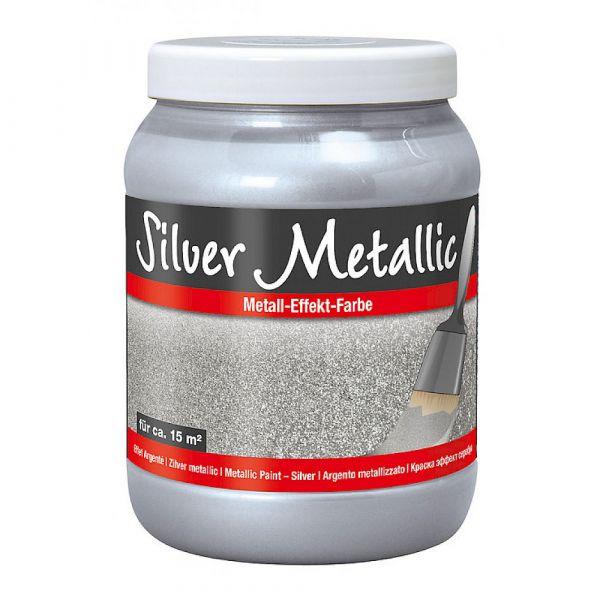 Pufas Metall Effekt Farben – 1,5 Liter