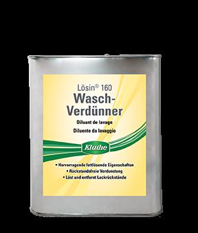 Kluthe Lösin 160 Waschverdünner – 3 Liter