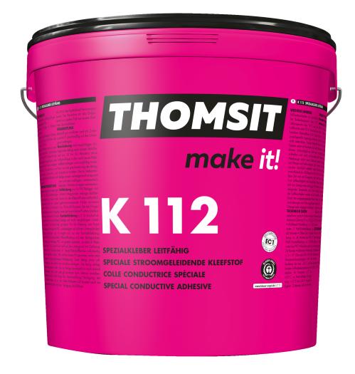 Thomsit K 112 Spezialkleber leitfähig – 12kg