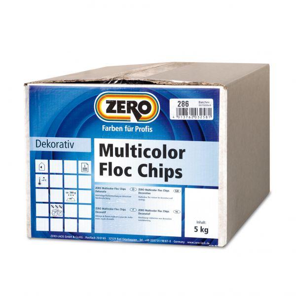 Zero Multicolor Floc Chips – 5kg