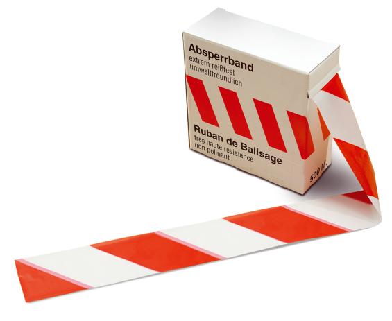 Kip 391-80 Absperr-Warnband – 500m