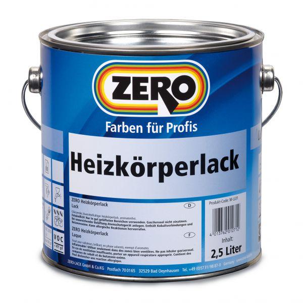 Zero Heizkörperlack