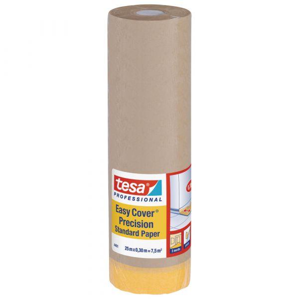 tesa® Easy Cover® Präzision Standard Papier 4401 – 25 Meter, Orange
