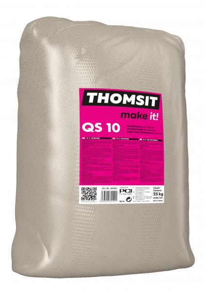 Thomsit QS 10 Abstreusand Körnung 0,4 – 0,8 mm – 25kg
