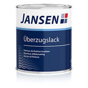 Jansen Überzugslack – 0,75 Liter