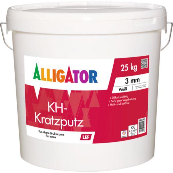 Alligator KH-Kratzputz LEF – 25kg
