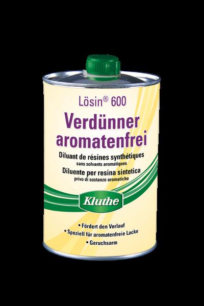 Kluthe Lösin 600 Verdünner aromatenfrei – 1 Liter