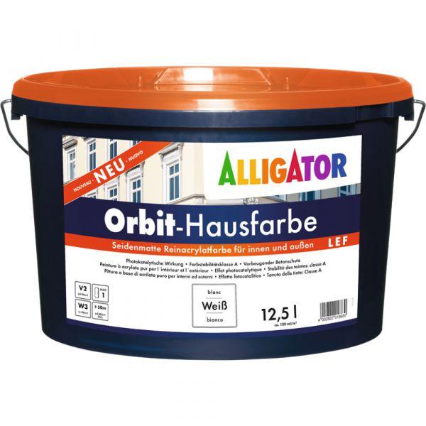 Alligator Orbit-Hausfarbe LEF