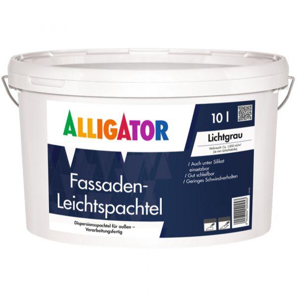 Alligator Fassaden-Leichtspachtel – 10 Liter