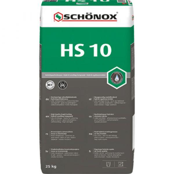 SCHÖNOX® HS 10 – 25kg