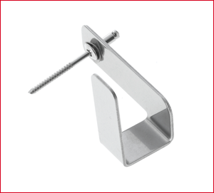Tapofix Ersatzteil Nr. 35 – Halteklammer Rahmen