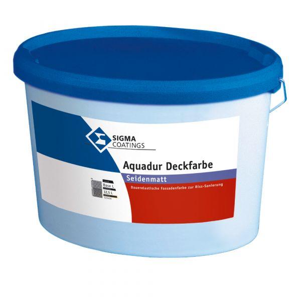 SIGMA Aquadur Deckfarbe – 12,5 Liter