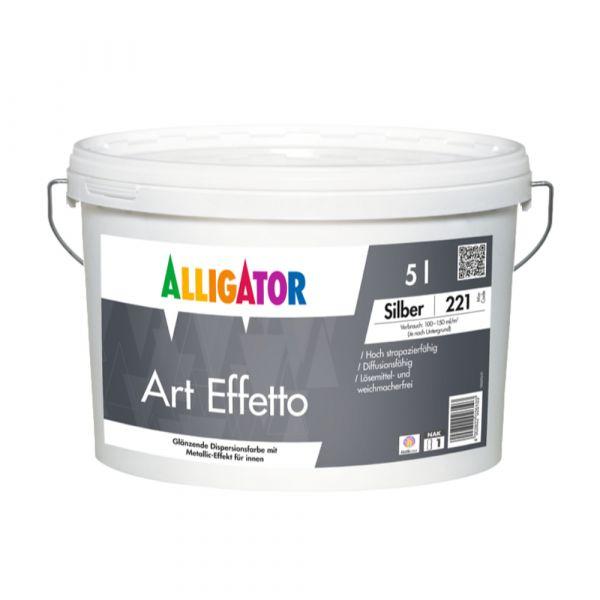 Alligator Art Effetto