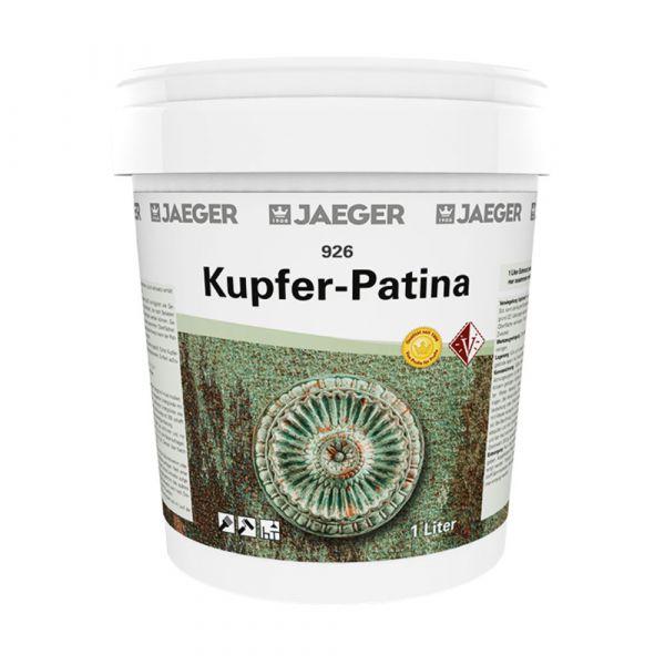 Jaeger 926 Kupfer-Patina