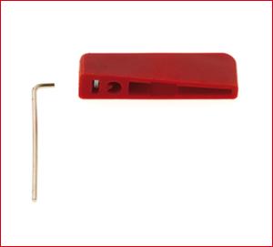Tapofix Ersatzteil Nr. 234 – Rückstellhebel CB Meterzähler