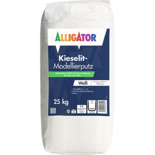 Alligator Kieselit-Modellierputz – 25kg