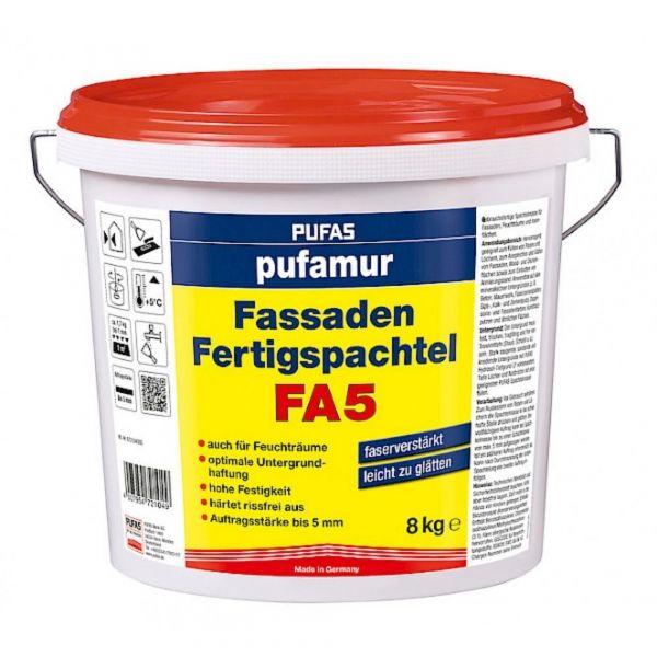 Pufas pufamur Fassaden-Fertigspachtel FA5