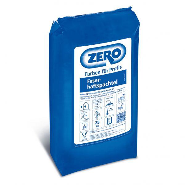 Zero Faserhaftspachtel – 25kg