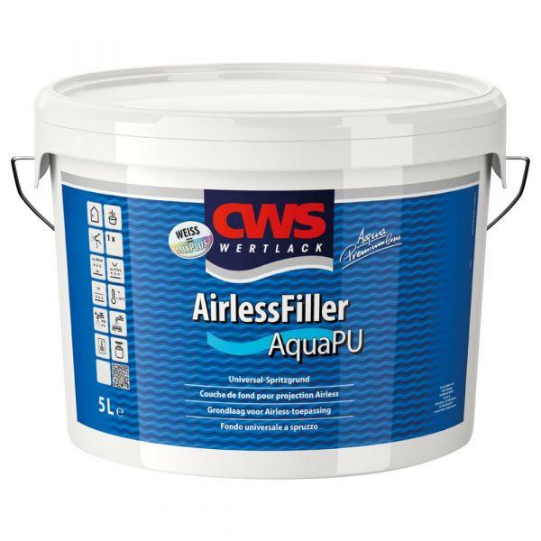 CWS WERTLACK® Airless Filler AquaPU Weiß
