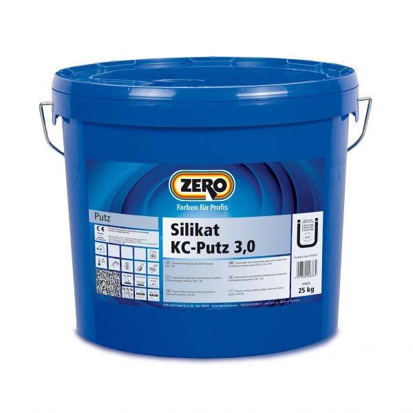 Zero Silikat KC Putz – 25kg