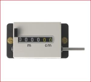 Tapofix Ersatzteil Nr. 283 – Zähler Rollfix ohne Halterung (m, cm)