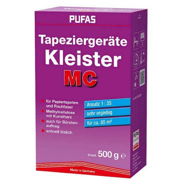 Pufas Tapeziergeräte-Kleister MC – 500g