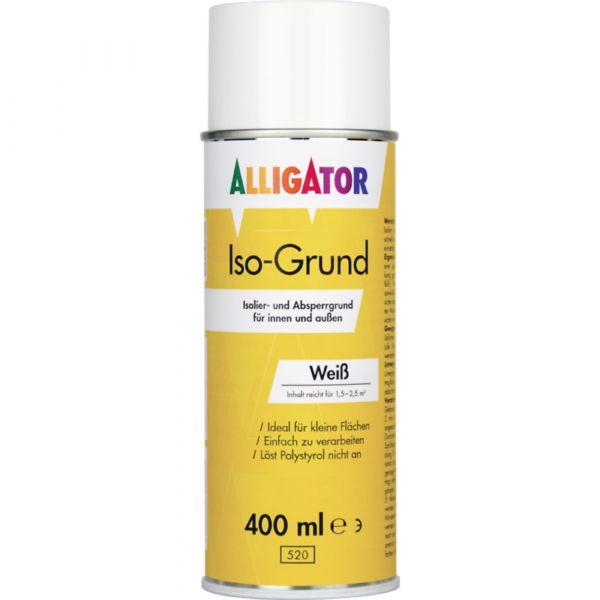 Alligator Iso-Grund – 400ml