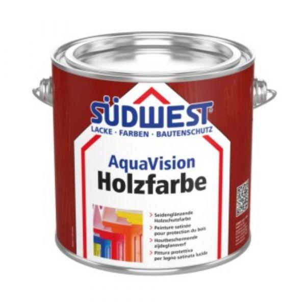 Südwest AquaVision® Holzfarbe – 9114 Weiss