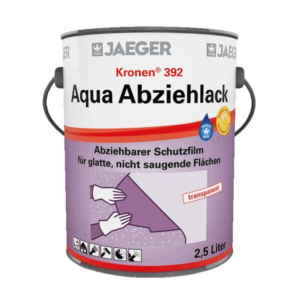 Jaeger 392 Kronen Aqua Abziehlack