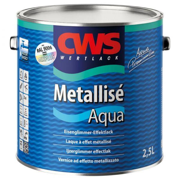 CWS WERTLACK® Metallisé Aqua
