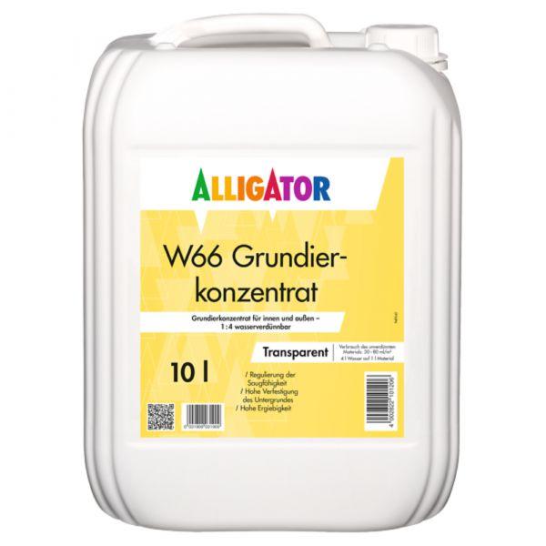 Alligator W66 Grundierkonzentrat