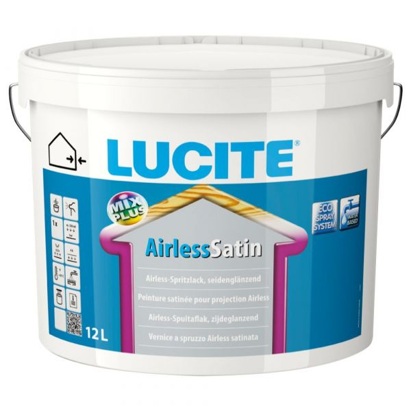 LUCITE® Airless Satin