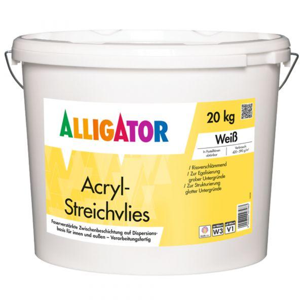 Alligator Acryl-Streichvlies – 20kg
